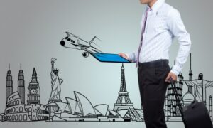 business-traveller-technology