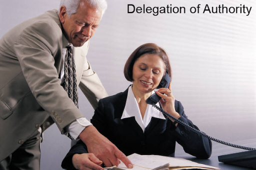 Delegation-Of-Authority