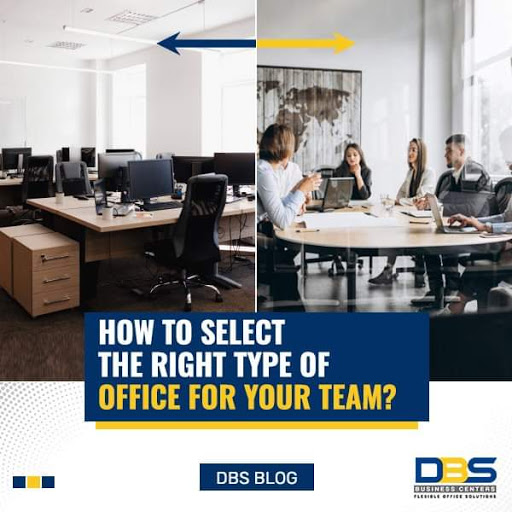 How to Select the Right Type of Office for Your Team?