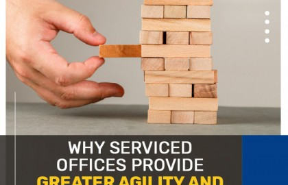 How Serviced Offices Provide Greater Agility & Reduced Risk in Business?