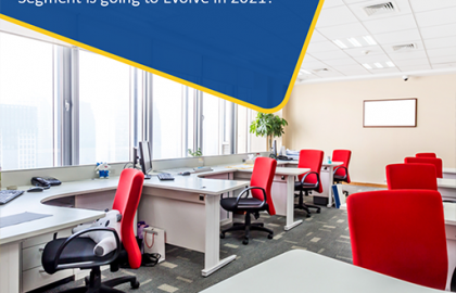 How Serviced Office Segment is going to Evolve in 2021?