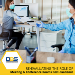 Re-Evaluating the Role of Meeting & Conference Rooms Post-Pandemic